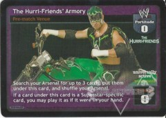 The Hurri-Friends' Armory