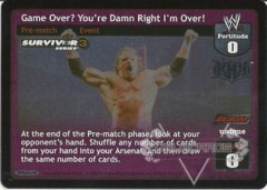 Game Over? You're Damn Right I'm Over! - SS3