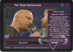 <i>Revolution</i> The Texas Rattlesnake