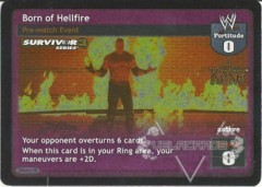 Born of Hellfire - SS3