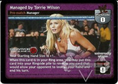 Managed by Torrie Wilson