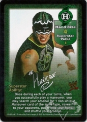 Hurricane Superstar Card - SS2