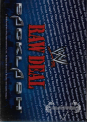 RAW Deal Sleeve - Backlash (BLUE)