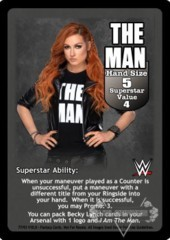 The Man Superstar Card (1)