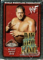 WWE Raw Deal Mania 4 Starter Decks Divas Brand New LITA