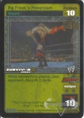 Big Freak'n Powerslam - SS3