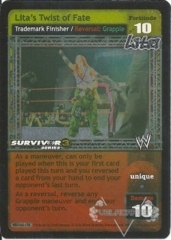Lita's Twist of Fate - SS3