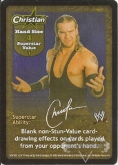 Christian Superstar Card - SS2