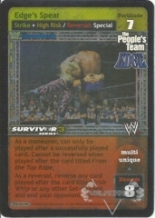 Edge's Spear (TB) - SS3