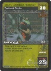 Kane's Tombstone Piledriver - SS3