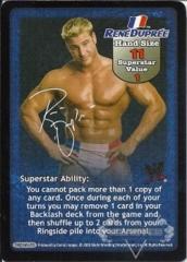 René Duprée Superstar Card