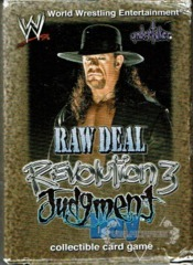 <i>Revolution</i> Undertaker Starter Deck