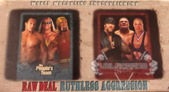 Ruthless Aggression 2-Player Set