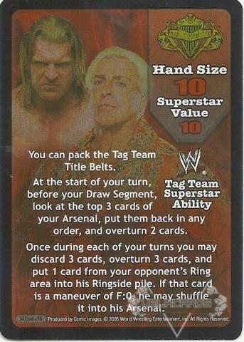 Evolution Superstar Card - SS3