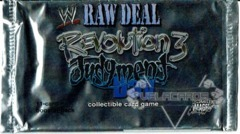 <i>Revolution</i> 3: Judgment Day Booster Pack