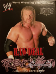 <i>Revolution</i> Triple H Starter Deck