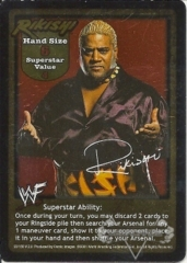 Rikishi Superstar Card