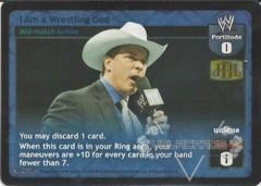 I Am a Wrestling God