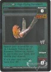 <i>Revolution</i> WWE's High-Flying Daredevil