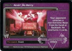 <i>Revolution</i> 4ever: No Mercy