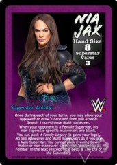 Nia Jax Superstar Set