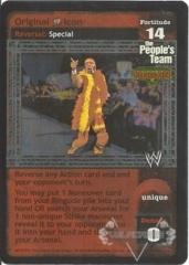 Original WWE Icon