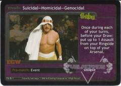 <i>Revolution</i> Suicidal—Homicidal—Genocidal