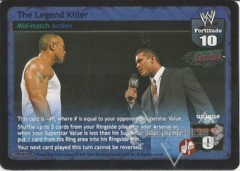 The Legend Killer