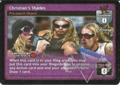 Christian's Shades - SS2