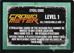 Steel Cage Level 1
