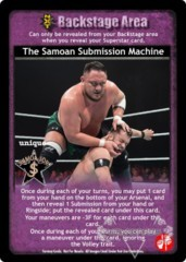 The Samoan Submission Machine