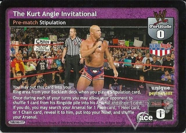 The Kurt Angle Invitational
