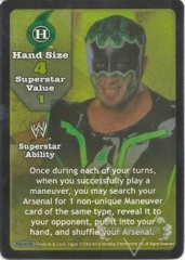 Hurricane Superstar Card - SS3