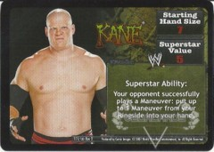 <i>Revolution</i> Kane Superstar Card