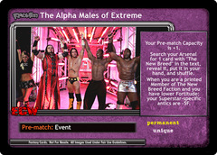 <i>Revolution</i> The Alpha Males of Extreme
