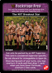 The NXT Breakout Star