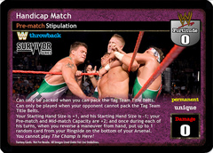 Handicap Match (TB)
