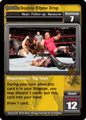 <i>Revolution</i> Double Elbow Drop
