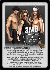 3MB Superstar Card