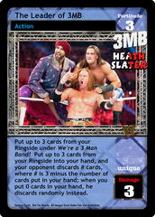 The Leader of 3MB