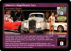 Alberto's Magnificent Cars