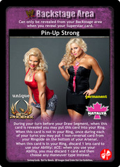 Pin-Up Strong