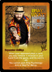 Bray Wyatt Superstar Card