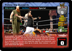 Follow the Buzzards