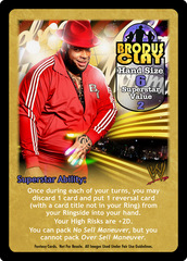 Brodus Clay Superstar Card