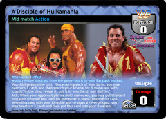 A Disciple of Hulkamania