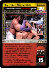 Beefcake's Sleeper Hold