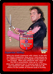 Brutus The Barber Beefcake Superstar Card