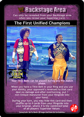 The First Unified Champions