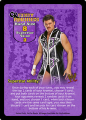 Cody Rhodes Superstar Card - VSS